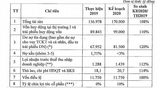 ĐHCĐ MSB: Cam kết niêm yết cổ phiếu trong năm nay, trả cổ tức tỷ lệ 10% trong năm tới - Ảnh 1.