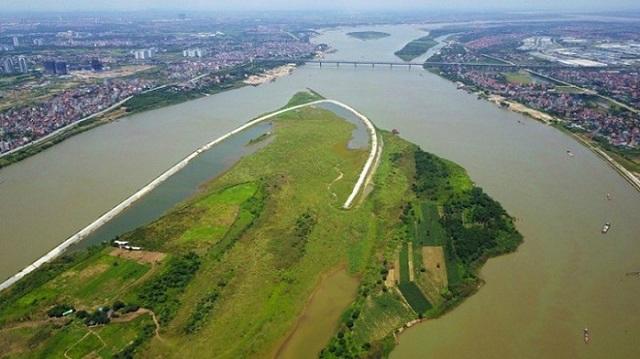 Hà Nội kiến nghị được phân quyền triển khai quy hoạch 2 bên sông Hồng