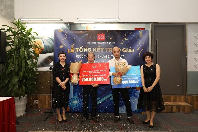 SSI trao giải chung cuộc cuộc thi iWin - Chứng sĩ tranh tài