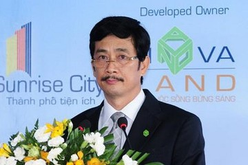 Chủ tịch HĐQT Novaland mua vào 10 triệu cổ phiếu NVL