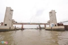 Công trình chống ngập 10.000 tỷ của TP HCM sắp hoàn thành