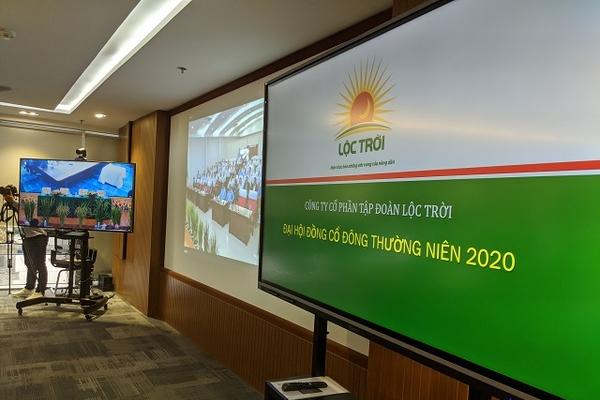 Chủ tịch Lộc Trời: 'Dịch Covid-19 dạy cho tập đoàn một bài học'