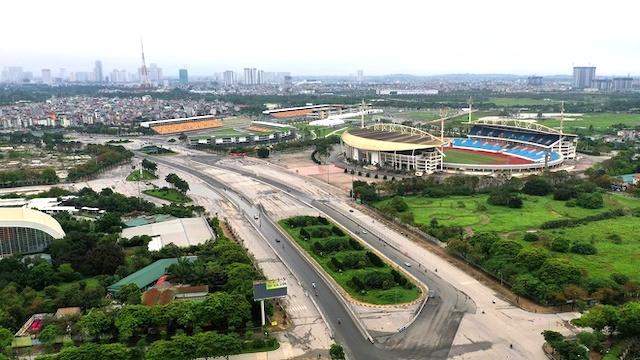 Bí thư Hà Nội đồng ý chủ trương xây quảng trường tại Mỹ Đình