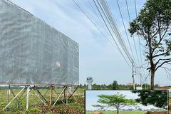 Bình Dương: Bán đất trên giấy, dự án 10 năm vẫn... 'đang triển khai'
