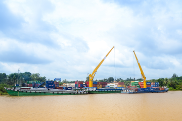 Tân Cảng Logistics sắp chia cổ tức 50%, cổ phiếu tăng trần