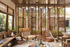 Ngôi nhà của gỗ