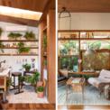 <p> Đối với những người thích hòa đồng thiên nhiên, không gian ngôi nhà cũng có một thảm thực vật xanh, giúp kiểm soát độ ẩm không khí và nhiệt độ.</p>