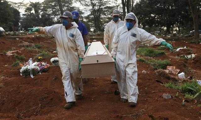 Hơn 347.000 người chết vì nCoV toàn cầu