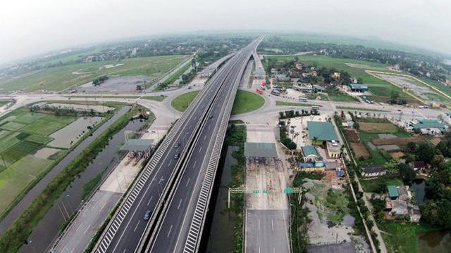 Chính phủ trình Quốc hội phương án mới chuyển đổi hình thức đầu tư 8 dự án thành phần cao tốc Bắc - Nam