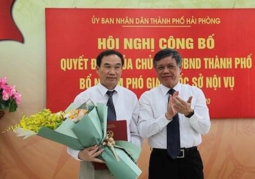 Tỉnh Hậu Giang, Thái Bình, Sóc Trăng, Hải Phòng bổ nhiệm nhân sự mới