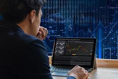 Nhóm ngân hàng dẫn dắt, VN-Index tăng hơn 10 điểm