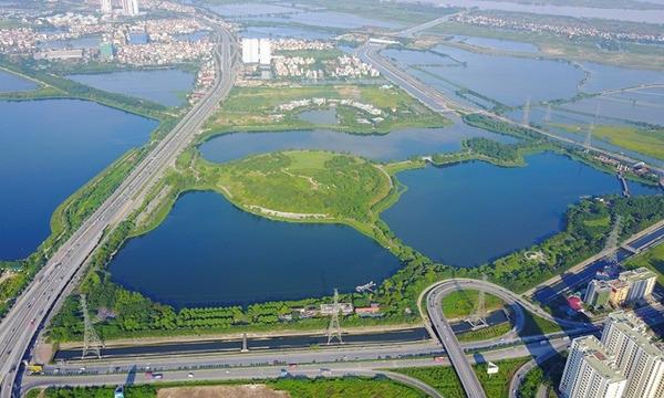 Duyệt quy hoạch chi tiết khu đô thị ven hồ Yên Sở và khu công viên Yên Sở