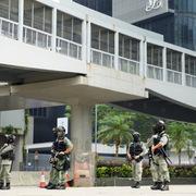 Trung Quốc tăng phạm vi dự luật an ninh Hong Kong