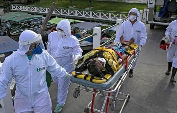 Gần 352.000 người chết vì nCoV toàn cầu