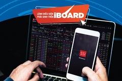 SSI cập nhật tính năng mới cho bảng giá thông minh iBoard