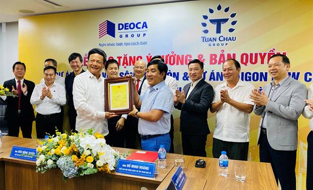 Ông Đào Hồng Tuyển tặng ý tưởng dự án đại lộ ven sông Sài Gòn