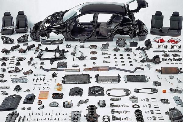 Linh kiện nhập khẩu lắp ráp ôtô được miễn thuế