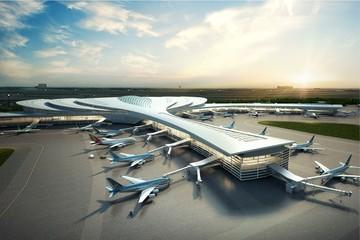 Các tổ chức tài chính quốc tế đua nhau mời ACV vay lãi suất thấp xây sân bay Long Thành
