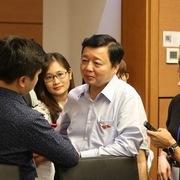 Bộ trưởng Trần Hồng Hà: Tôi chưa thấy cá nhân người nước ngoài nào được cấp giấy chứng nhận quyền sử dụng đất