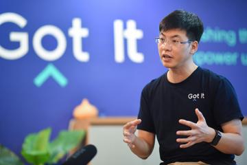 Nhà sáng lập Got It: 'Làm startup giáo dục, đừng chỉ tranh thủ kiếm tiền mà còn phải có tâm'