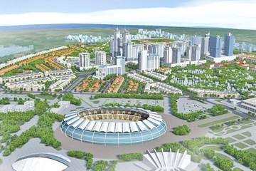 Thủ tướng phê duyệt quy hoạch đô thị hơn 17.000 ha ở Hòa Lạc
