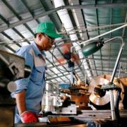 Tăng trưởng sản xuất công nghiệp 5 tháng đầu năm thấp nhất nhiều năm qua
