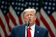 TT Trump công bố hành động đáp trả chưa từng có với Trung Quốc