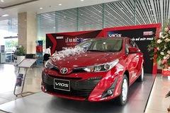 Giá ôtô tuần qua: Thêm mẫu xe giảm sốc 180 triệu