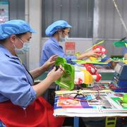 Sản xuất của Trung Quốc bất ngờ tăng trong tháng 5
