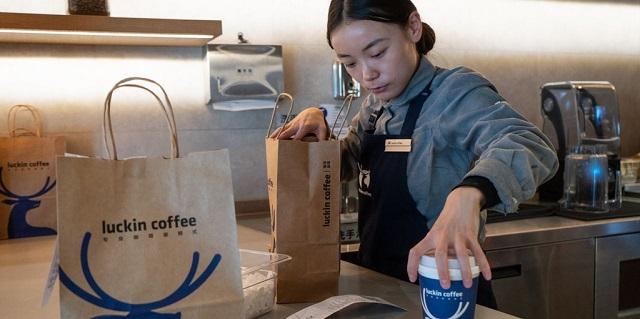 Phía sau sự sụp đổ chóng vánh của chuỗi cà phê Luckin Coffee