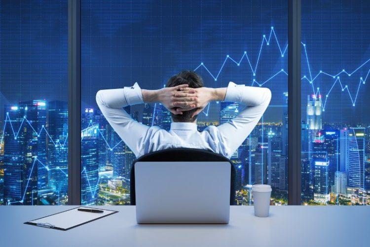 Cổ phiếu ngân hàng kéo VN-Index tăng gần 14 điểm