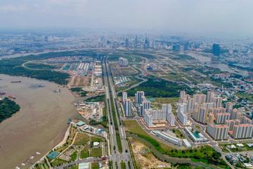 Động thái mới nhất của UBND TP HCM về Khu đô thị sáng tạo phía Đông