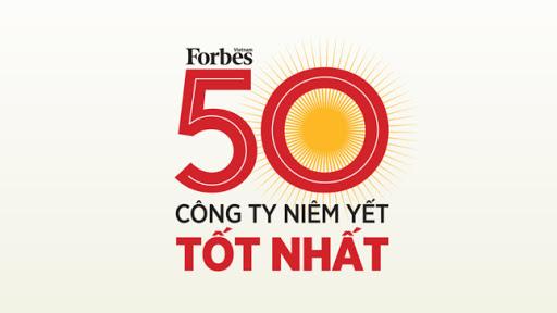 Forbes Việt Nam công bố 50 doanh nghiệp niêm yết tốt nhất 2020