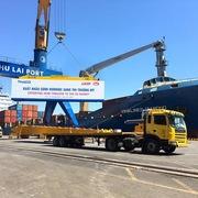 Thaco tiếp tục xuất khẩu sơmi rơmoóc sang Mỹ