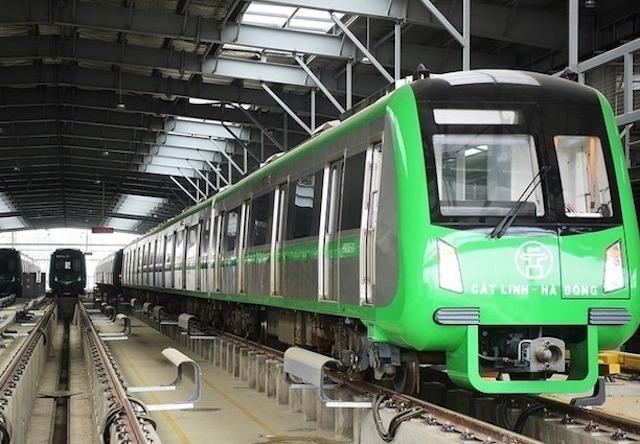 BQL dự án đường sắt Cát Linh - Hà Đông sẽ thanh toán 95% giá trị hợp đồng khi công trình được nghiệm thu
