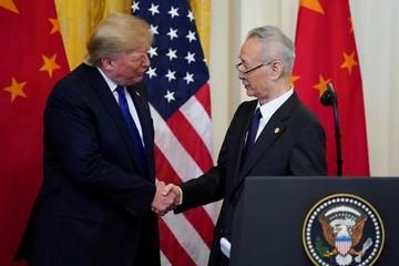 Dù muốn hay không, Trump vẫn kẹt trong thỏa thuận Mỹ - Trung giai đoạn 1
