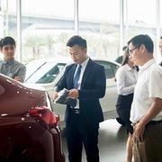 Mua ôtô nhưng chậm đăng ký bị phạt tối đa 8 triệu đồng