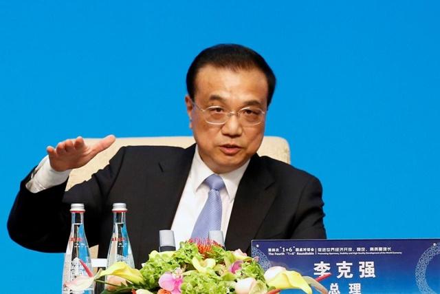 Thủ tướng Trung Quốc Lý Khắc Cường. Ảnh: Reuters.