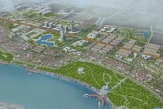 Lộ diện nhà đầu tư trúng sơ tuyển dự án khu đô thị gần 13.000 tỷ ở Thanh Hoá