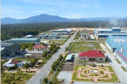 Thừa Thiên Huế thành lập cụm công nghiệp Hương Phú rộng 20 ha