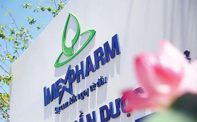 Vừa đón cổ đông lớn SK, Imexpharm chia thưởng tổng tỷ lệ 40%