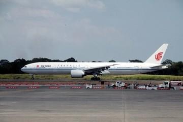 Mỹ cấm cửa hãng hàng không Trung Quốc