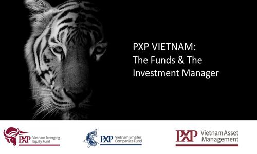 PXP Vietnam Asset Management sẽ đóng cả 2 quỹ, tìm đối tác chuyển nhượng danh mục
