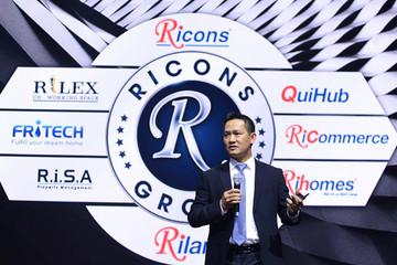 Ricons muốn tự phát triển hệ sinh thái, không còn trong Coteccons Group
