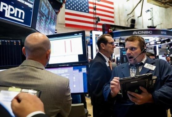 Phố Wall tiếp tục đi lên, S&P 500 và Nasdaq tăng phiên thứ 4 liên tiếp