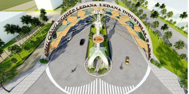 Quyết định chủ trương đầu tư khu công nghiệp 424 ha tại Bình Phước