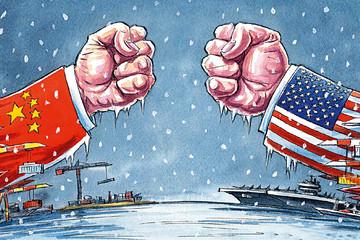 3 điểm nóng có thể khiến 'Chiến tranh lạnh' Mỹ - Trung bùng phát