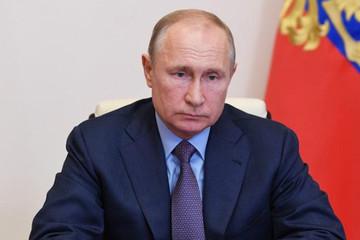 Putin ban bố tình trạng khẩn cấp quốc gia
