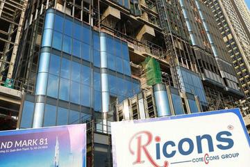 Ricons kinh doanh thế nào trong thời gian bị Kusto tố 'xung đột lợi ích' với Coteccons?