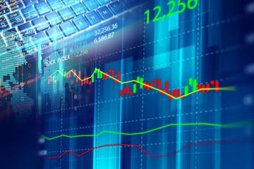 Nhóm chứng khoán bứt phá, VN-Index tăng gần 5 điểm